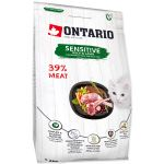 ONTARIO Cat Sensitive / Derma 2kg
