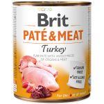 Brit Paté & Meat Turkey 800g