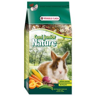 Krmivo VERSELE-LAGA Nature pro králíky junior 750g