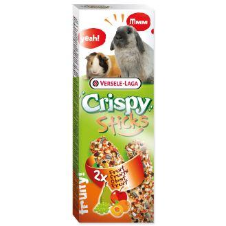 Tyčinky VERSELE-LAGA Crispy s ovocem pro králíky a morčata 110g