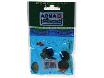 Aquael Náhradní přísavky Fan 1, Circulator 350 4ks