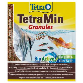 TETRA TetraMin Granules sáček 12g