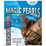 Kočkolit MAGIC Pearls Ocean Breeze 7,6l