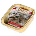 Vanička MISTER STUZZY Cat kuřecí + játra 100g