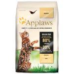 APPLAWS Dry Cat Chicken - granule pro kočky s kuřecím 7,5kg + obojek Diaz