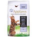 APPLAWS Dry Cat Chicken & Duck - granule pro kočky s kachnou 7,5kg