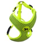 Postroj ACTIVE DOG Mellow limetka S