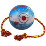 Hračka DOG FANTASY Tuggo Ball 25cm