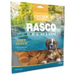 Pochoutka RASCO Premium kolečka z kuřecího masa 500g