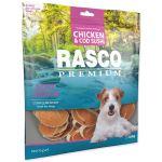 Pochoutka RASCO Premium sushi z kuřete a tresky 500g