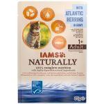 Kapsička IAMS Cat Naturally with Atlantic Herring in Gravy 85g