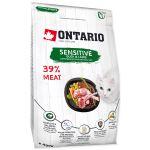 ONTARIO Cat Sensitive / Derma 400g