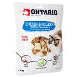 ONTARIO Chicken and Pollock Double Sandwich 50g