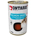 ONTARIO Cat Drink Salmon 135g