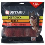 Snack ONTARIO Dog Soft Duck Jerky 500g