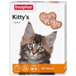 Pochoutka BEAPHAR Kitty´s Junior biotin 150 tablet