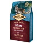 Carnilove Salmon Adult Cats Sensitive and Long Hair 2kg