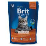 BRIT Premium Cat Indoor 300g