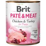 Brit Paté & Meat Puppy 800g