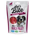 BRIT Let´s Bite Meat Snacks Duck Fillet 80g