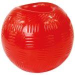 Hračka DOG FANTASY míček gumový červený 6,3cm