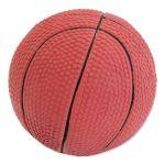 Hračka DOG FANTASY Latex basketball míč se zvukem 7,5cm