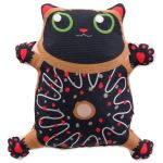 Hračka LET`S PLAY kočka s catnipem 2 - 14cm