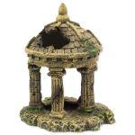 Dekorace AQUA EXCELLENT Zřícenina hradu 10,4x9,2x12,7cm