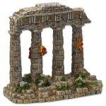 Dekorace AQUA EXCELLENT Zřícenina chrámu 11cm