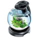 Akvárium set TETRA Duo Waterfall Globe černé 6,8l