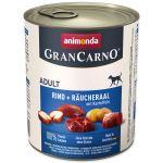 Konzerva ANIMONDA Gran Carno hovězí + úhoř + brambory 800g