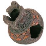 Dekorativní Románský Džbán 13,5x12,5cm