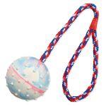 Hračky TRIXIE míčky na provázku