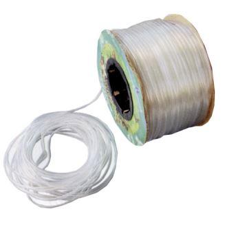 Silikonová vzduchovací hadička, průměr 4mm, délka 1m