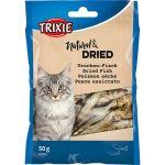 Sušené rybičky, Trixie 50g