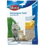 Biograss tráva s vitamíny pro kočky 100g, Trixie