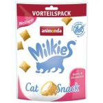 Milkies Cat Snack 120g WELLESS křupky pro kočky